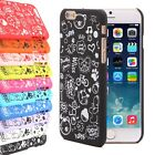 For iPhone 6 4.7 inch Animation Pattern Hard Case Cover Back Protector