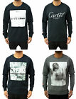 Mens Designer Innercity Casual Crew Neck Printed Jumper Warm Winter Sweaters Top