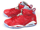 Nike Air Jordan 6 VI Retro X Slam Dunk Varsity Red-White Manga 717302-600 AJ6