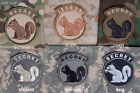 Внешний вид - Mil Spec Monkey MSM Secret Squirrel Patch-Multicam-Woodland-Desert-SWAT-ACU