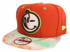 Yums New Era 9FIFTY Classic Watercolour Mens Snapback Orange (P)