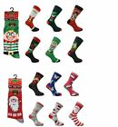 New Mens  Ladies Christmas Socks Novelty Stocking Filler Xmas Gift Christmas