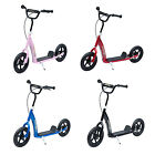 """Teen Push Scooter Kids Children Stunt Scooter Bike Bicycle Ride On 12"""" Tyres"""