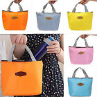 1 PCS Thermal Travel Picnic Lunch Tote Waterproof Insulated Cooler Bag Organizer