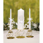Внешний вид - DOUBLE HEART UNITY CANDLE HOLDER STAND SET BY VICTORIA LYNN