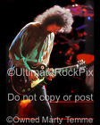 JIMMY PAGE PHOTO LED ZEPPELIN 1988 Outrider Concert Photo by Marty Temme 1A