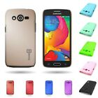 Back 1 PC  Rubberized Plastic Slim Phone Cover Case for Samsung Galaxy Avant