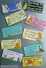 Fairy Blessings Love Smile Heart Friend ~ Board Fridge Magnet ~ Smiley Signs