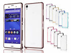 Ultra-thin Buckle Metal Aluminum Bumper Frame Cover Skin For Sony Xperia Z3