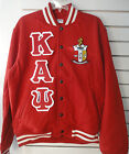 Kappa Alpha Psi American Apparel Heavy Terry Varsity Style Sweater/Jacket