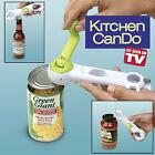Multi-Function 8-in-1 Rotary Can Bottle Jar Kitchen CanDo Opener