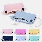 CHIC Kawaii Big Mouth Whale Rubber Soft Case Cover For Apple iPhone 4/4S/5/5S/6