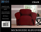 Microsuede Silpcover Size: Chair ( 1 Person)