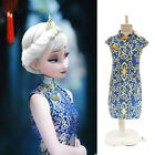 Chinese Retro Floral Kid Child Girl's Baby Cheongsam Dress / Qipao 3-8Y Clothes