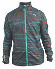 Puma Pure Graphic Lightweight Mens Windproof Polyester Jackets (511986 01 U36)