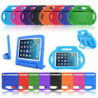 Child Kids Shockproof Thick Foam EVA Cover Case Stand Pouch For iPad Mini