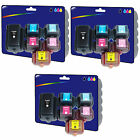 3 Sets of non-genuine Compatible Printer Ink Cartridges for HP No. 363 Range