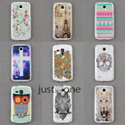 New Hot Chic Skin Case Back Cover for Samsung galaxy S4 mini I9195 I9190 I9192