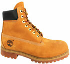 Timberland AF 6 Inch Prem Mens Boys Boots Wheat Leather Winter Casual 10061 UW3