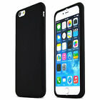 SOFT SILICONE GEL RUBBER CASE COVER SKIN DUST PROTECTOR FOR IPHONE 4 5 6 PLUS