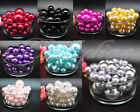 Внешний вид - Vase Filler Pearls Beads Pebbles Wedding Decorative Centerpieces Plastic Balls