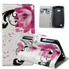 Protective PU Leather Stand Pocket Flip Phone Case Cover For LG L50 Sporty D213N