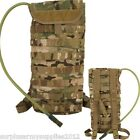 MULTICAM AQUA BLADDER 2.5LITRE MOLLE CAMELBAK MTP HYDRATION BRITISH ARMY HIKING
