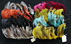 Vintage Antique Millinery trim 4871 wired bandeau- includes 36 separate feathers