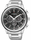 Citizen Eco-Drive 100m Multi-Dial Chronograph Men's Watch CA4034-50E