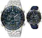 Citizen Promaster Navihawk Blue Angels Pilots Watch JN0040-58L + Leather Band