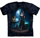 The Mountain Halloween Witches Lair Black Mens T-Shirt M,L,2XL,3XL