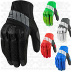 Icon Overlord 2 Motorcycle Gloves