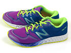 New Balance K1980PBY W Hyper Grape & Blue & Lime-White Kids Youth Running NB