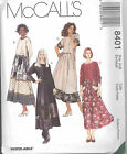 McCall's 8401 Misses' Dress  - Sewing Pattern
