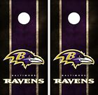 Baltimore Ravens Cornhole Board Decal Wrap Wraps on eBay