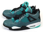 Nike Air Jordan 4 Retro 30th Teal Basketball Teal/White-Black-Retro 705331-330