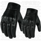 Icon Womens Pursuit Touchscreen Motorcycle Gloves