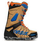 ThirtyTwo 32 Lashed Tan Mens Snowboard Boots New 2015 Laced Up Boot