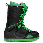 Thirtytwo 32 TM2 Tm-Two Stevens Mens Snowboard Boots New 2014 Black Green Lace U
