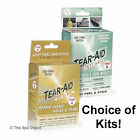 Tear-Aid Clear Patch Kit: Type A Fabric =OR= B Vinyl
