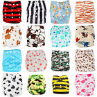 Adjustable Kinds of Baby Infant Cloth Diaper Reusable Washable Gift 2 Inserts