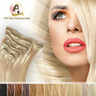 """20""""Clip in Indian Remy Human Hair Extensions all colours"""