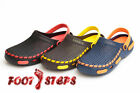 Mens Beach Garden Kitchen Clogs Leisure Sports Pool Shoes Slip On Mules Summer