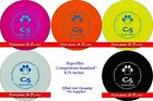 "HYPERFLITE COMPETITION STANDARD DISC - 8.75"" Asst Colors Flyer Frisbee Dog Toy"