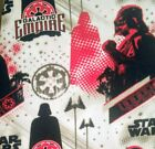 "Star Wars Rogue One Fleece 58"" Wide Darth Vader Large Print, Camelot Fabrics £7.5 GBP on eBay"