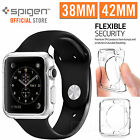 FOR Apple Watch Case, Genuine SPIGEN Liquid Crystal Clear Cover for 38mm/42mm