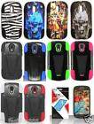 T-STAND Case + SCREEN PROTECTOR FOR Samsung Galaxy Light SGH-T399 / Garda