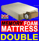 "10"" Thick Memory Foam Mattress Double 4ft6 Size High Quality"