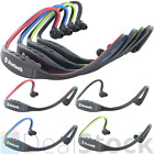 Bluetooth Wireless Headset Stereo Headphone Universal Earphone Handfree Sport