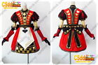Alice Madness Returns Royal Dress Cosplay Costutme